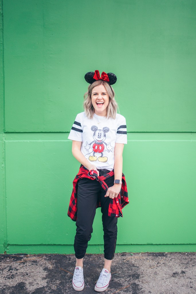 disney outfit casual
