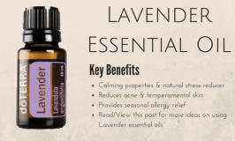 Lavendar Essential Oil Review