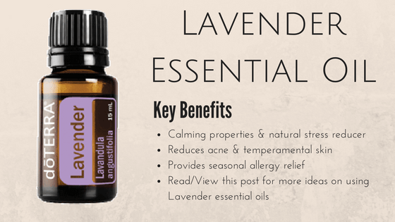 DoTerra Essential Oils Lavendar Essential Oil Review