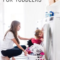 Ten Simple Chores for Toddlers