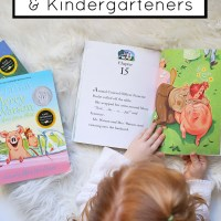 30 Chapter Books to Read Aloud to Preschoolers