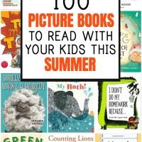 The 2018 List of 100 Children's Picture Books