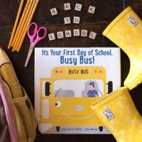 8 First Day of School Kindergarten Books