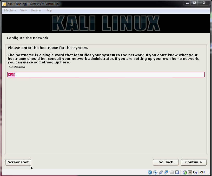 Getting Started With Kali-Linux (4/6)