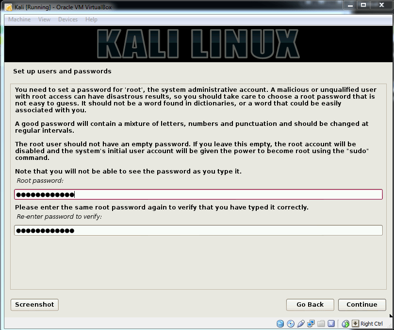 Getting Started With Kali-Linux (5/6)