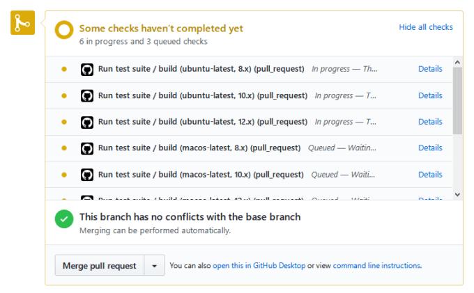 react native continuous integration