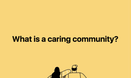 What is a Caring Community?