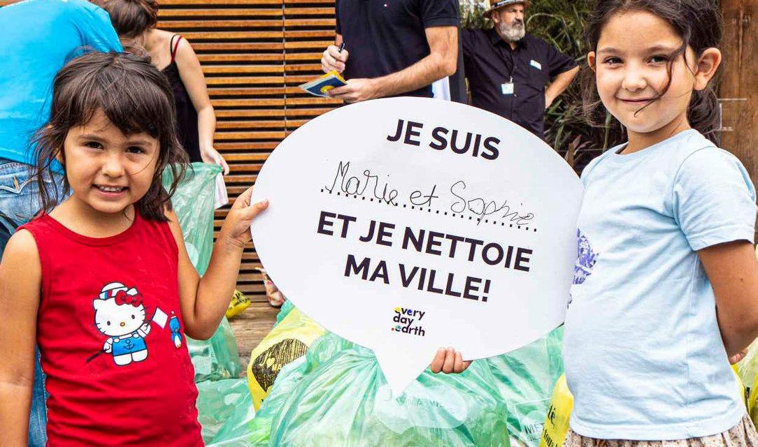 World Cleanup Day Nice 2019, we did it!