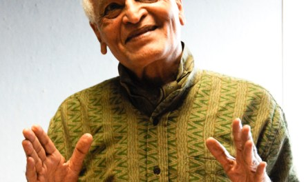 Satish Kumar on the art of life
