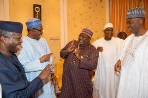 FG ramps up defence of Acting President as speculatìons heighten over power play