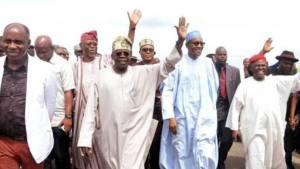 I am not planning to upstage Buhari in 2019, says Tinubu