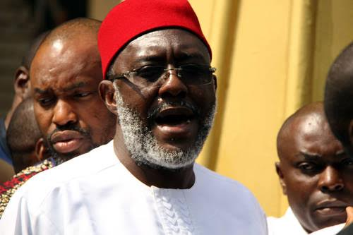 Metuh's lawyers opt out of trial, allege threat to life