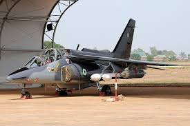 Nigerian Air Force displays prowess