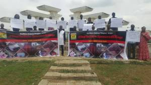 Why we are restricting protesters at Unity Fountain Park by Police; how we did it, SOKAPU