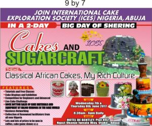 Winners emerge from International Cake conference in Abuja