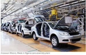 Innoson, the local manufacturing prophet, gets home recognition from FG