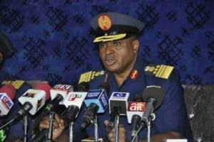 IDPs Camp Bombing: We have nothing to hide, Says NAF Spokesman