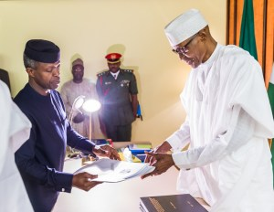 On Babachir and Oke, we were fair-minded, says Osinbajo