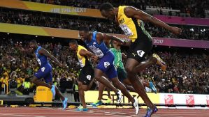 Usain Bolt bows out as third fiddle to Gatlin and Coleman