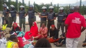 Abuja residents hold breath as BBOG marches to Aso Villa as Police warns against protests
