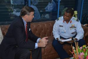 Saraki applauds US Govt over plans to sell jets to fight insurgency