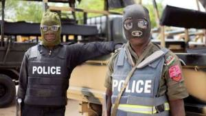 Campaign against SARS: Police budges… a little