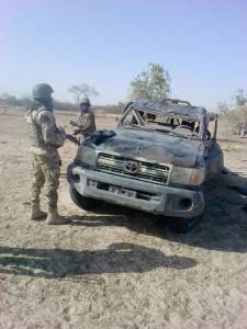 Army gives update on insurgency battle in North East