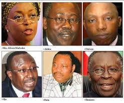 Why the Federal Govt should stop the trial of Adoke, Alison-Madueke, Etete, others over Malabu, says AGF in letter to Buhari