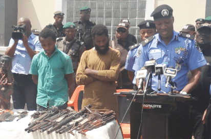 I have been arrested, NIS awaiting Police directives, says Dino Melaye