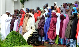 Dapchi girls: President threatens those seeking political gains from citizens' misfortune