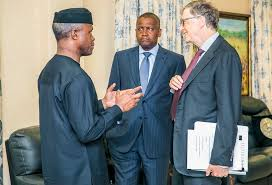 Face the facts to make progress, Bill Gates tells Nigerian leaders, again