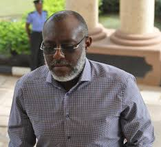 Metuh protests media trial by govt
