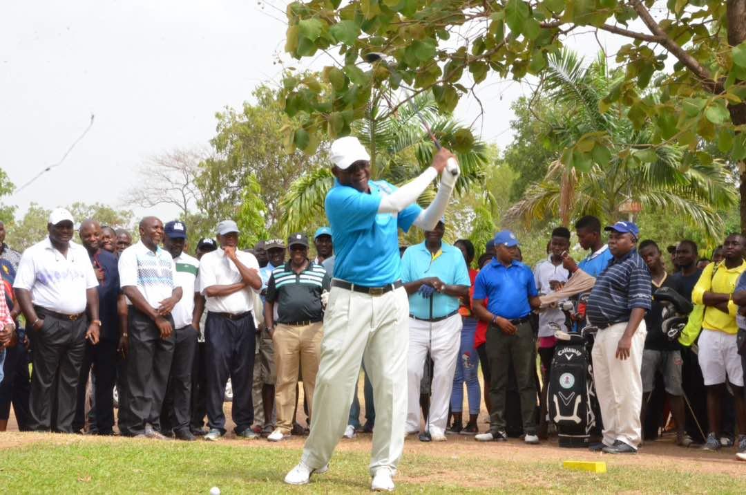 Nigeria, Ghana, Senegal golfers storm Benue for Mark @ 70