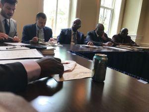 General and Former Defence Minister Danjuma, Taraba Governor lobby US govt over growing violence