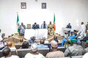 Governors, others arrive Jos, as VIPs avoid the right of the airport