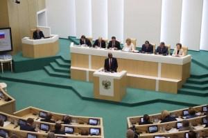 Saraki Addresses Russian Parliament  …Seeks Stronger Security, Economic Cooperation