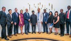 How Osinbajo, Silicon Valley Hollywood investors, US Industry chieftains interacted over Nigeria