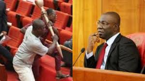 Mace theft: National Assembly committee wants Omo-Agege sent home, prosecuted