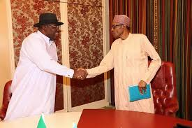 Bayelsa Governor accuses Buhari of allowing Sylva, Lokpobiri to destabilise Bayelsa