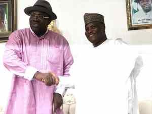 How Dickson mobilised National Assembly to make Jonathan Acting President – Tambuwal