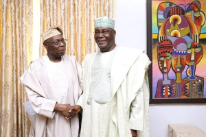 Nigeria is sinking ship, let us emulate Obasanjo over Atiku, says Gumi
