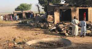 Insurgents overwhelm security forces, kill 14 in Borno