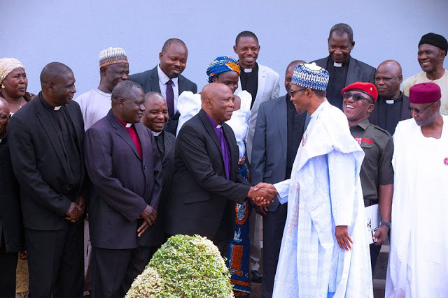 Our trials and tribulations in Plateau, other states by COCIN President to Buhari