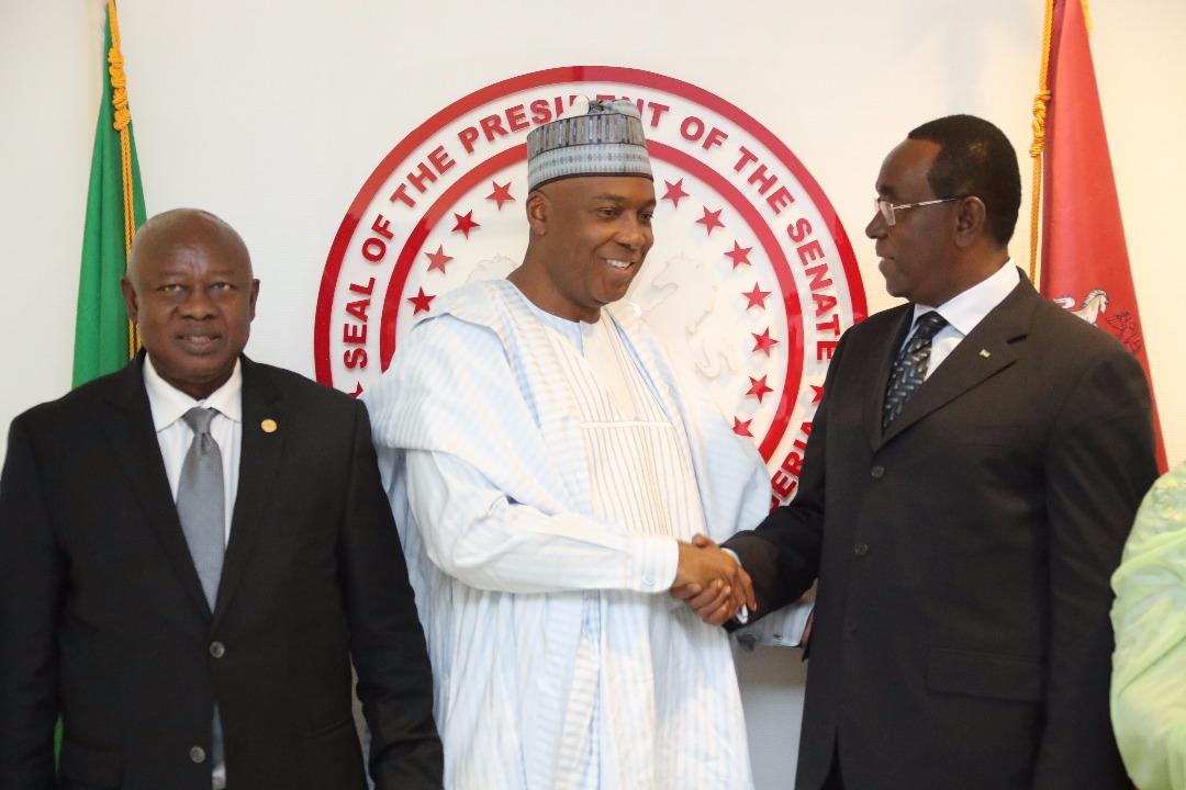 Nigeria, Guinea Bissau, Rwanda Pledge Parliamentary Cooperation