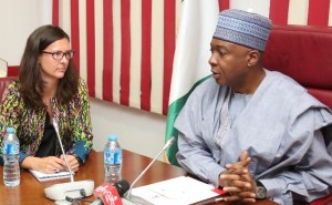 Saraki: National Assembly Committed To Passing Priority Bills Despite Campaigns