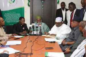 Atiku, Ezekwesili sign peace accord