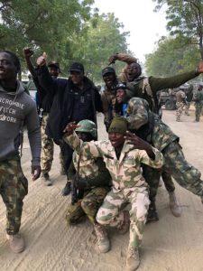 Boko Haram badly bruised in northern Borno, says Army