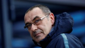 Bad Blues day, but Sarri won't change style after worst defeat in 26 years