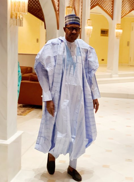 I want to leave a legacy of free, fair elections, says Buhari