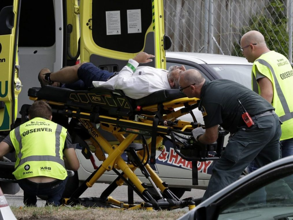 Trump, May, World leaders condemn New Zealand's mosque attack